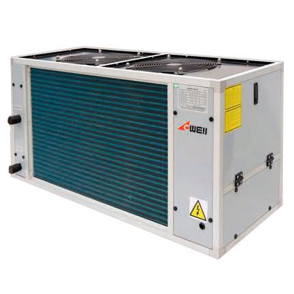 Тепловой насос ACWELL BWC-17H воздух-вода 16,1 кВт