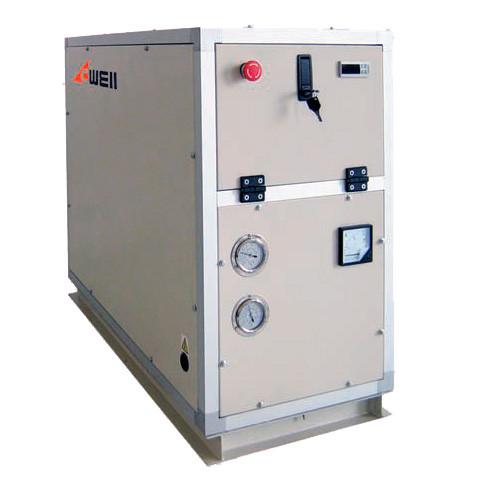 Тепловой насос ACWELL CDWC-51 (вода/грунт - вода, 17.2кВт)