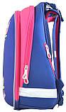 Рюкзак каркасный H-12 Owl blue, 38*29*15, фото 3
