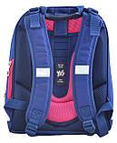 Рюкзак каркасный H-12 Owl blue, 38*29*15, фото 4