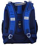 Рюкзак каркасный H-12-2 Football, 38*29*15, фото 4