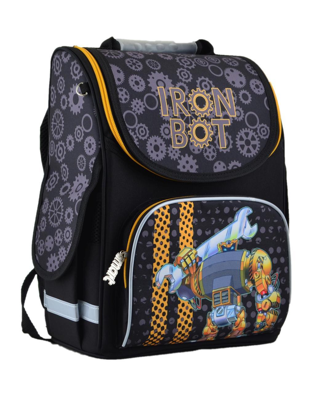 Рюкзак каркасный PG-11 Iron bot, 34*26*14