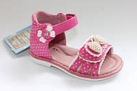 Красивые ортопедические босоножки для маленьких девочек ТМ Шалунишка  Ортопед 20-22р. a1c61b83f849c