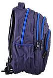 Рюкзак молодежный T-52 Wheel, 43*32*14, фото 2
