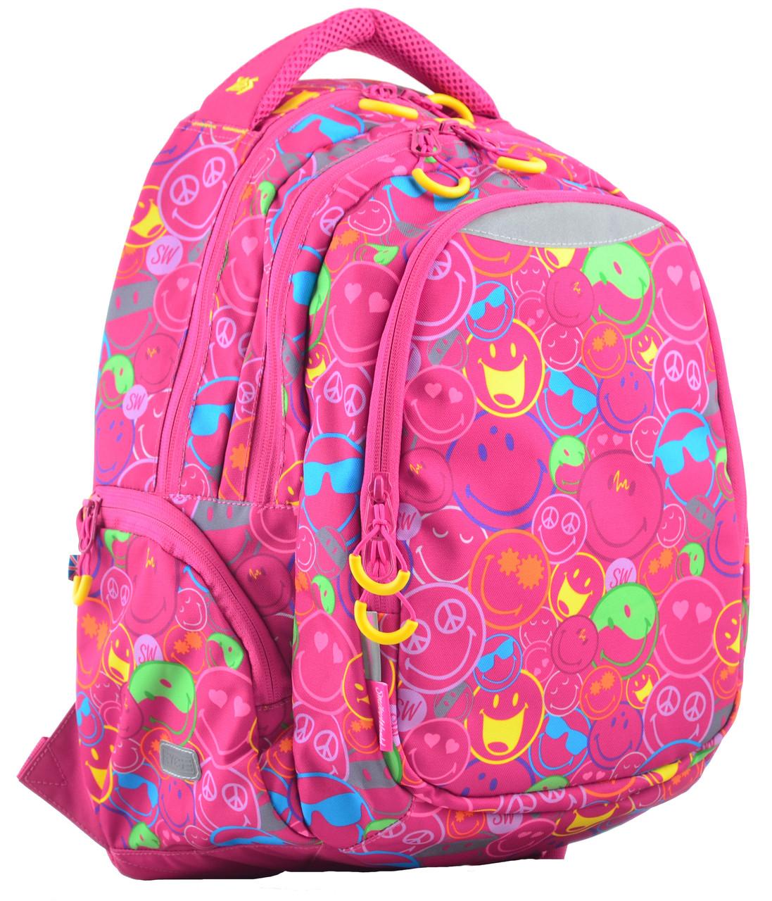 Рюкзак молодежный Т-22 Neon, 45*31*15