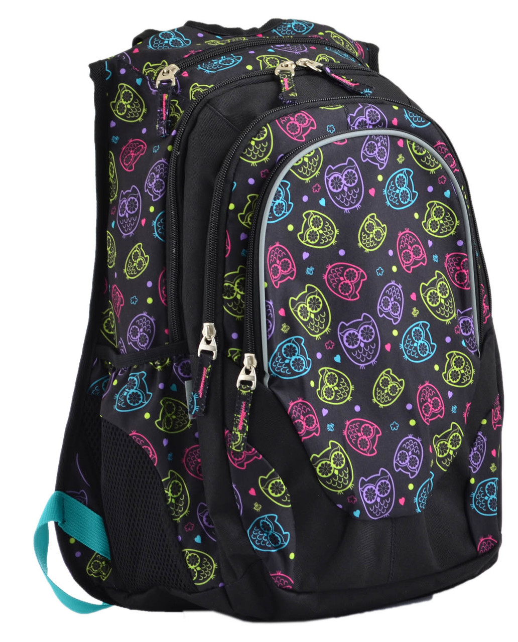 Рюкзак молодежный Т-27 OWLS, 46*37*20