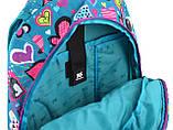 Рюкзак молодежный Т-39 Amour, 48*30*16, фото 5