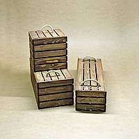 Короб для хранения Неаполь капучино В50хД25хШ50см