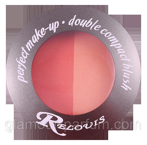Румяна компактные Double Relouis ( Дабл Релоуз )