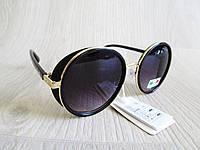 Стильные женские очки круглой формы, фото 1