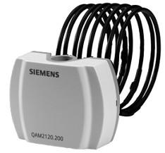 Канальный датчик температуры Siemens QAM2120.600