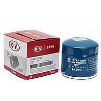 Оригинальный масляный фильтр KIA 26300-35503