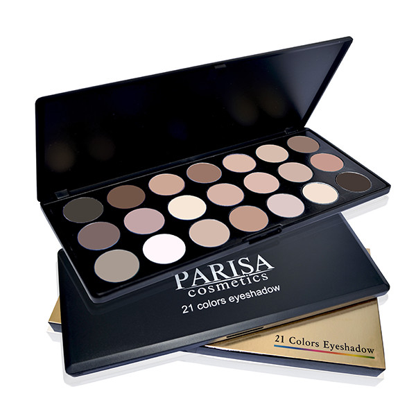 Тени для век PARISA Eyeshadow Palette Е-21