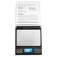 Супер точные весы мини-диск mini-cd 6251, работают с грузом до 500 г, металлическая платформа, 83*75*13 мм