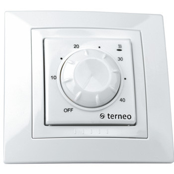 Терморегулятор Terneo rtp unic (с монтажной коробкой)