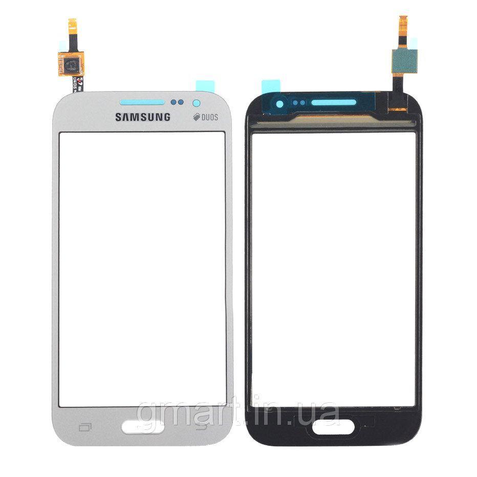 Сенсорный экран Samsung G360h Galaxy Core Prime серый (тачскрин, стекло в сборе), Сенсорний екран Samsung G360h Galaxy Core Prime сірий (тачскрін,