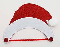 Шапка Деда Мороза, войлок, 1 шт.