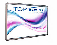 Интерактивная доска TOP BOARD Pro 82 дюйма