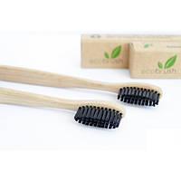 Бамбуковая зубная щетка Ecobrush