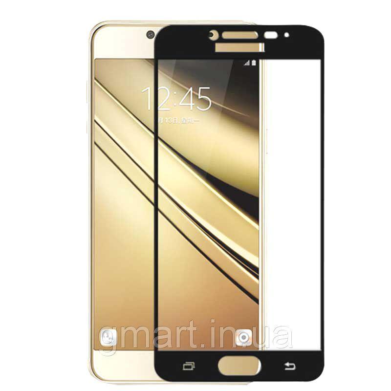 Защитное стекло дисплея Samsung G570F Galaxy J5 Prime черное (0.3 мм, 3D), Захисне скло дисплея Samsung G570F Galaxy J5 Prime чорне (0.3 мм, 3D)