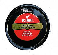 Крем Черный в жестяной банке новый дизайн Kiwi 50мл