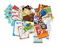 Оказываем услуги печати и изготовления полиграфической продукции