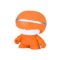 Портативная колонка Xoopar Mini XBOY Оранжевая (7,5см Xoopar XBOY81001.20A), фото 1