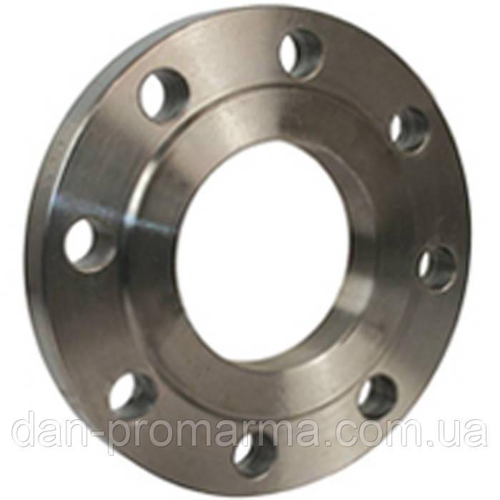 Фланець сталевий плоский Ду80 Ру25 ГОСТ 12820-80