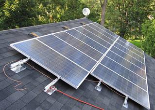 Крепления солнечных батарей на основе оцинкованной стали