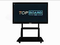 Интерактивная панель TOP BOARD Easy Touch 4К GT 65 дюймов (GT 65/i5/8Gb/HDD 256Gb/Android 5.1)