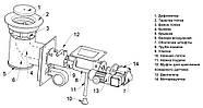 Механизм подачи топлива Pancerpol PPS Duo 17 кВт, фото 3