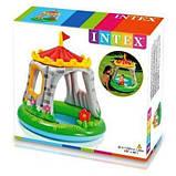 Детский надувной бассейн Intex 57122 Королевский Замок 122 x 122 cм, фото 2