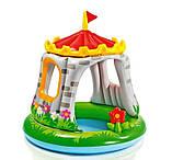 Детский надувной бассейн Intex 57122 Королевский Замок 122 x 122 cм, фото 3