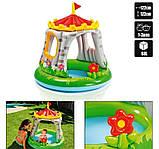 Детский надувной бассейн Intex 57122 Королевский Замок 122 x 122 cм, фото 4
