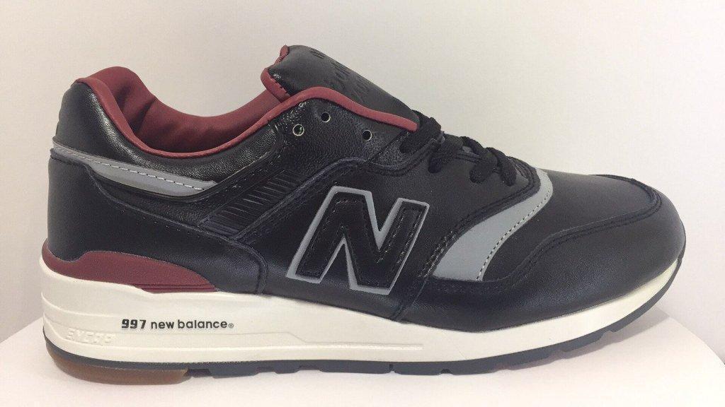 new styles 4cfc6 3493c Купить Мужские кроссовки New Balance 997 BEXP Horween Leather Dark Navy в  Днепре от компании