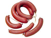 Кольцевая коллагеновая оболочка для колбас, Ø 47 мм VISKOFAN Натурин - цвет рыжий - 5 м/п