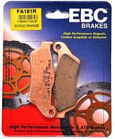 Тормозные колодки для мотоцикла EBC FA181R