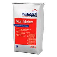 Выскокачественный минеральный универсальный облегченный клей MULTIKLEBER
