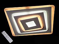 Потолочная светодиодная люстра с диммером 105W, фото 1