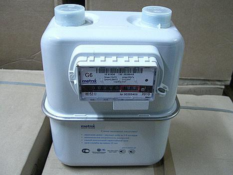 Счетчик газа G4 METRIX - ПайпПласт - трубы пластиковые для наружных и внутренних систем водо- и газоснабжения в Днепре