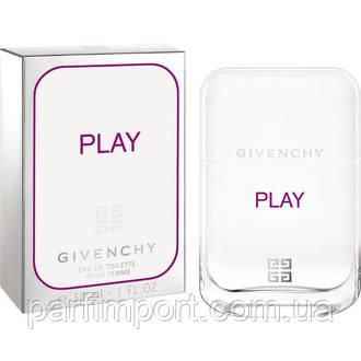 Givenchy PLAY for Her EDT 30 ml  туалетная вода женская (оригинал подлинник  Франция)