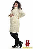 Пальто зимнее для беременных , фото 1