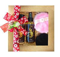 Подарочный набор с феромонами Natural Blossom and Gold