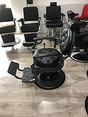 Парикмахерское barber кресло Vintage, фото 3