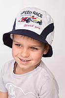 Шляпа с полями для мальчика