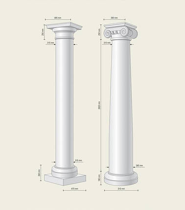 Расчет колонны из гранита, фото 2