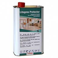 LITOGRES PROTECTOR 1 литр - защитная пропитка для полированного керамогранита и керамики