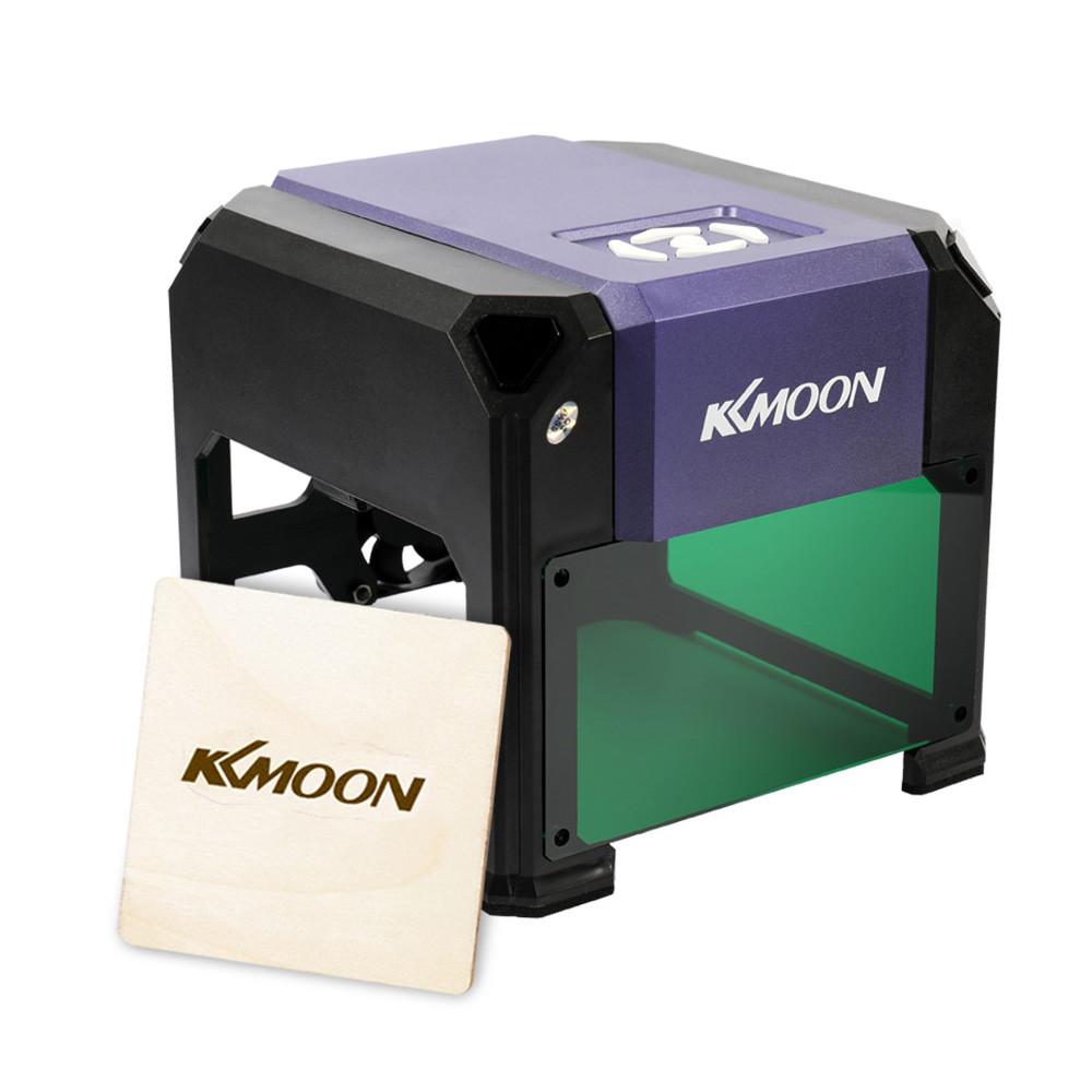 Лазерный гравер 2000 mW Kkmoon лазерный гравировальный станок ЧПУ