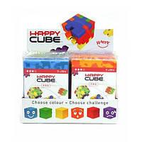 Головоломка Happy Cube Pro   Набор из 24 объемных пазлов