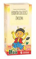 Био чай для детей от 9 мес. фруктовый Apotheke - 20п.